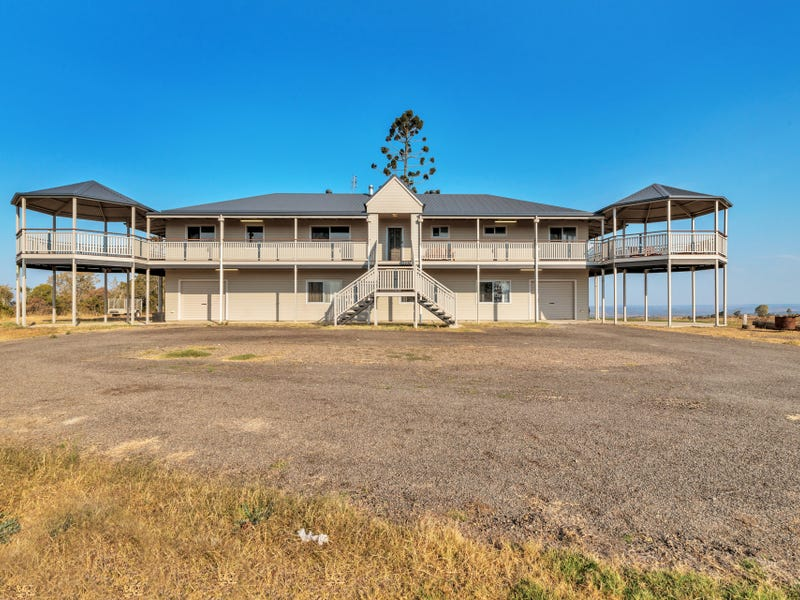 458 Mercer Springate Road, East Nanango, Qld 4615