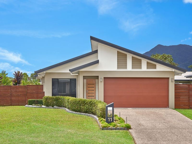 11 Lockyer Crescent, Bentley Park, Qld 4869