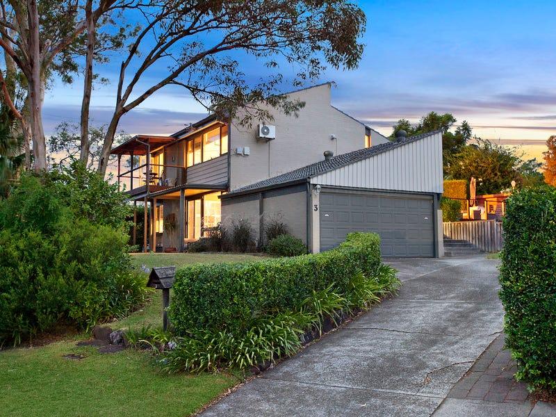 3 Timaru Road, Terrey Hills, NSW 2084