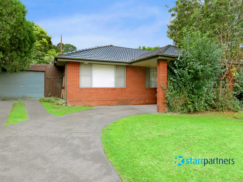 1 Bronte Place, Winston Hills, NSW 2153