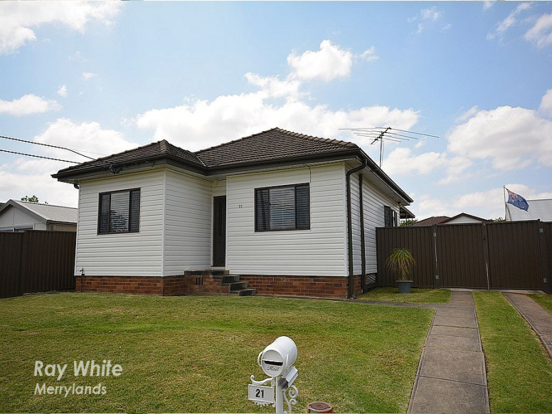 21 Lucy Street, Merrylands West, NSW 2160