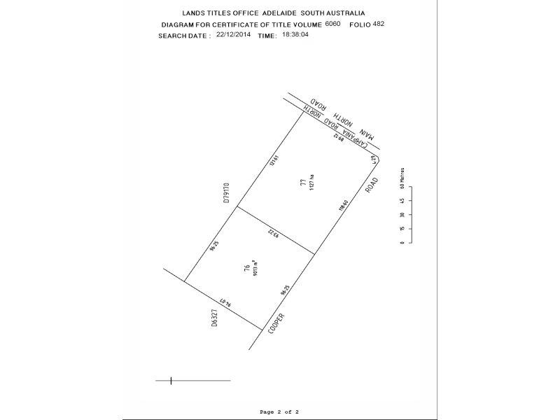 Lot 76, Cooper Road, Kudla, SA 5115