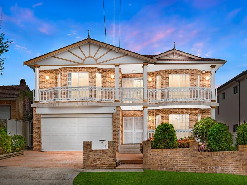 3 Taronga Street, Hurstville, NSW 2220