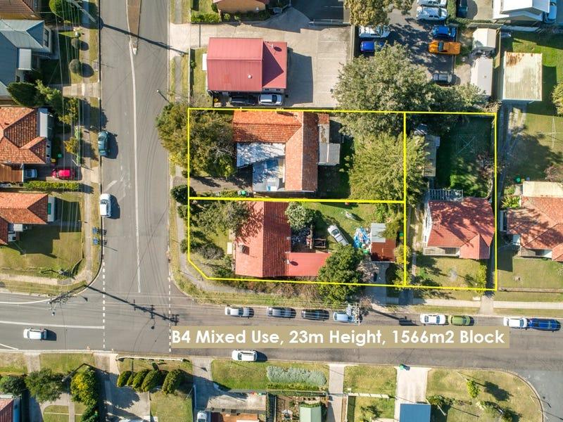38 & 40 Chapman Street & 36 Griffiths Street, Charlestown, NSW 2290