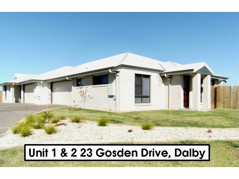 23 Gosden Drive, Dalby, Qld 4405