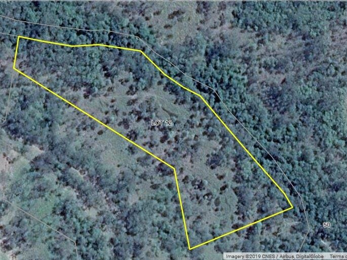 LOT 12 H BUST RD, Dalysford, Qld 4671
