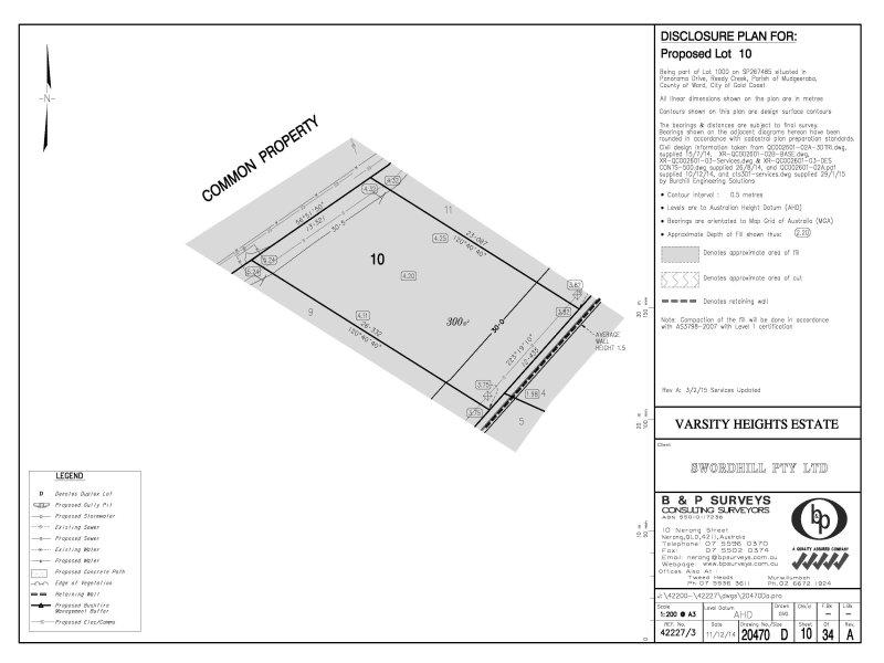 Lot 10 Eden Circuit, Reedy Creek, Qld 4227