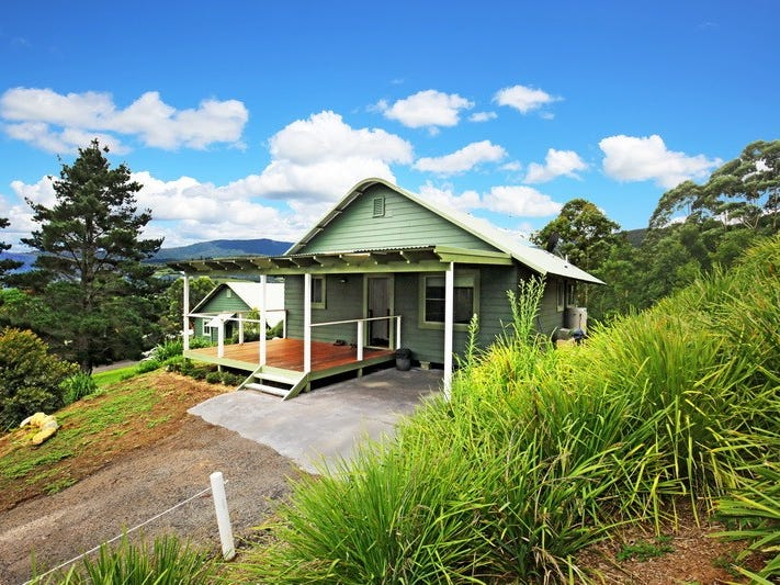 Cabin 42/390 Mount Scanzi Road, Kangaroo Valley, NSW 2577