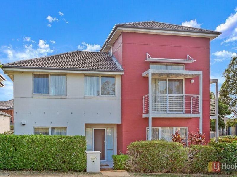 2 Tilbury Avenue, Stanhope Gardens, NSW 2768