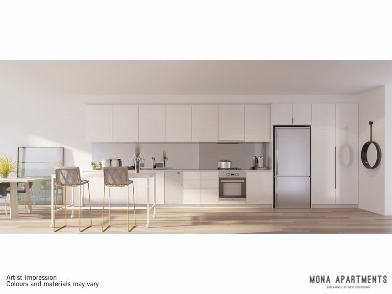 10/690 Barkly Street - Mona Apartments, West Footscray, Vic 3012
