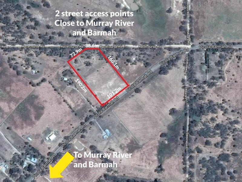 1250 Picola Barmah Road, Barmah, Vic 3639