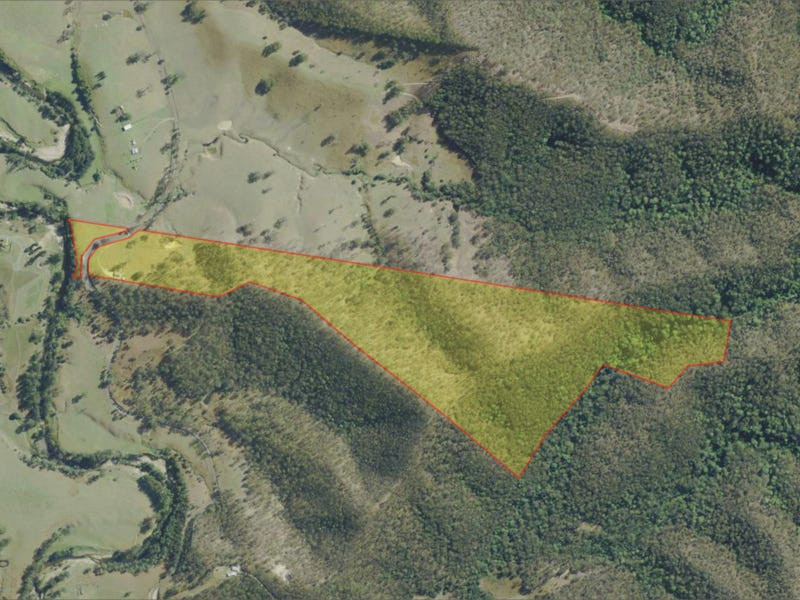 Lot 2 Nulla Nulla Creek Road, Bellbrook, NSW 2440