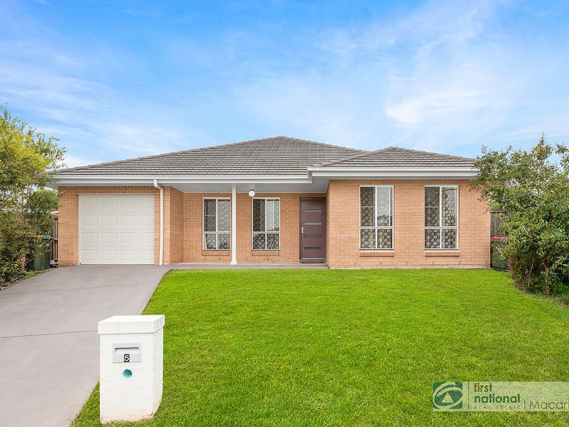 5 Tate Place, Minto, NSW 2566