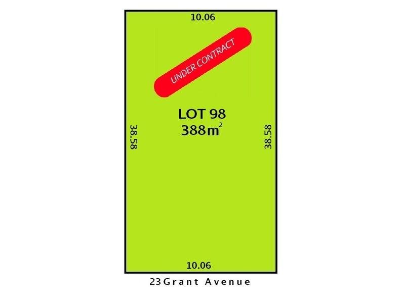 Lot 98, 23 Grant Avenue, Gilles Plains, SA 5086