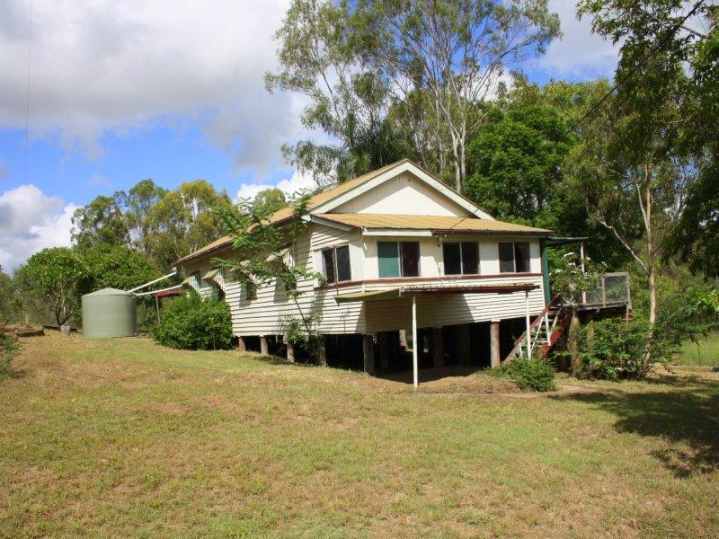 485 Mount Woowoonga Road, Woowoonga, Qld 4621