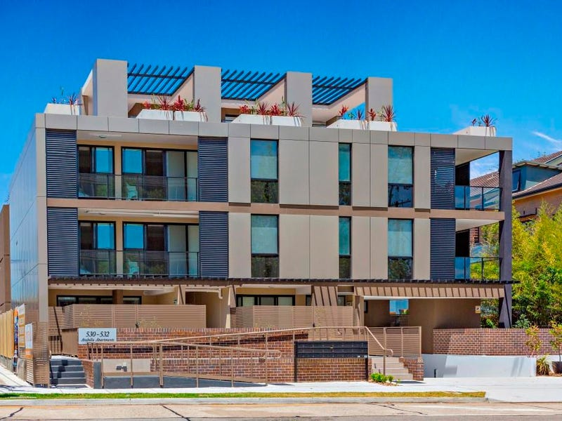 15/530-532 Liverpool Road, Strathfield South, NSW 2136