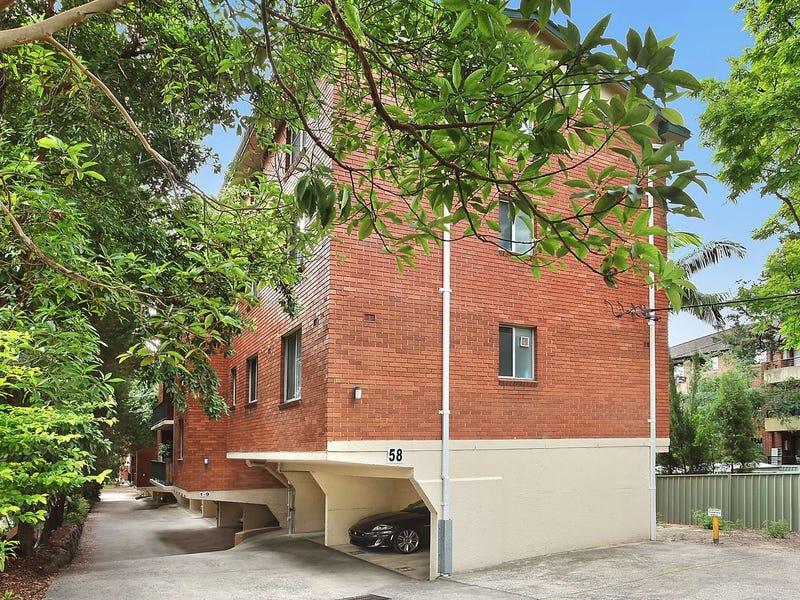 4/58 Meadow Crescent, Meadowbank, NSW 2114