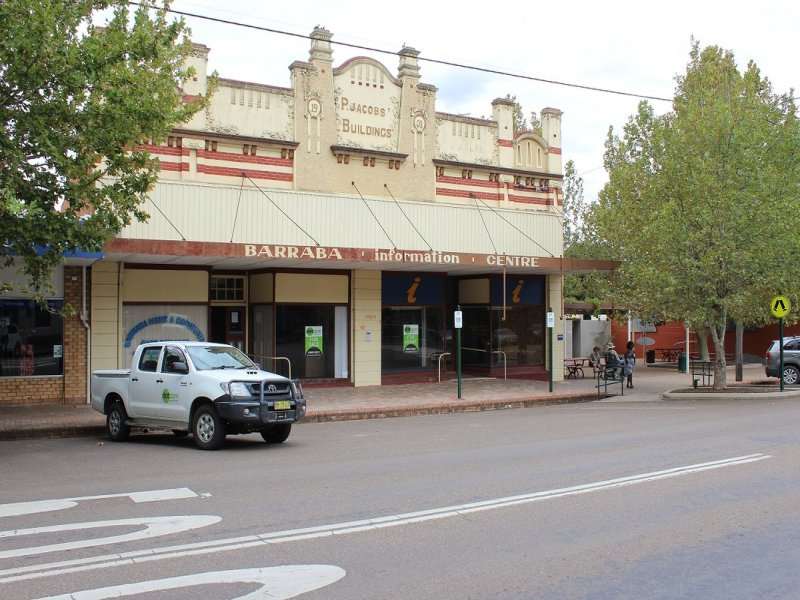 114 - 116 Queen Street, Barraba, NSW 2347