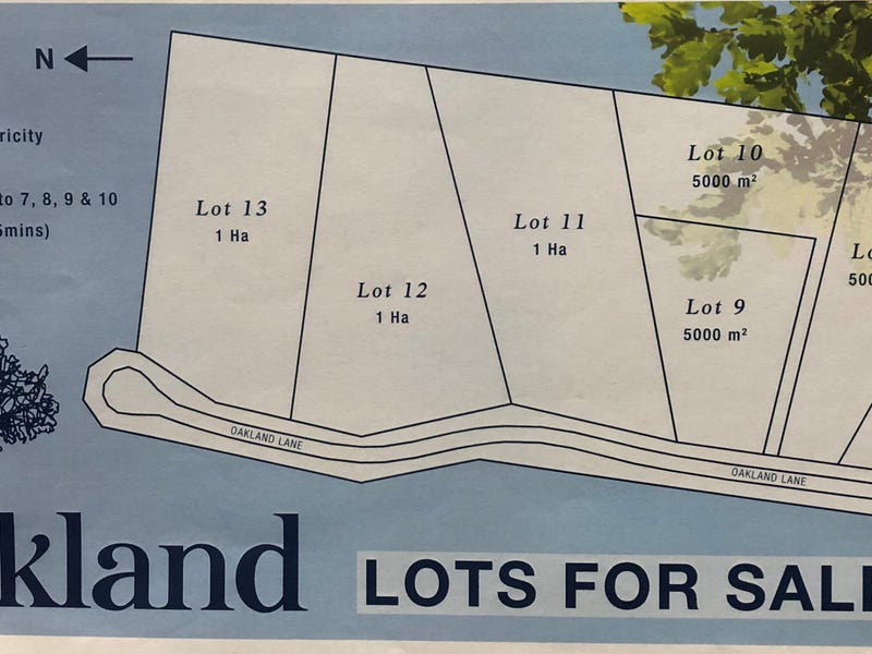 Lot 11 Oakland Lane, Inverell, NSW 2360