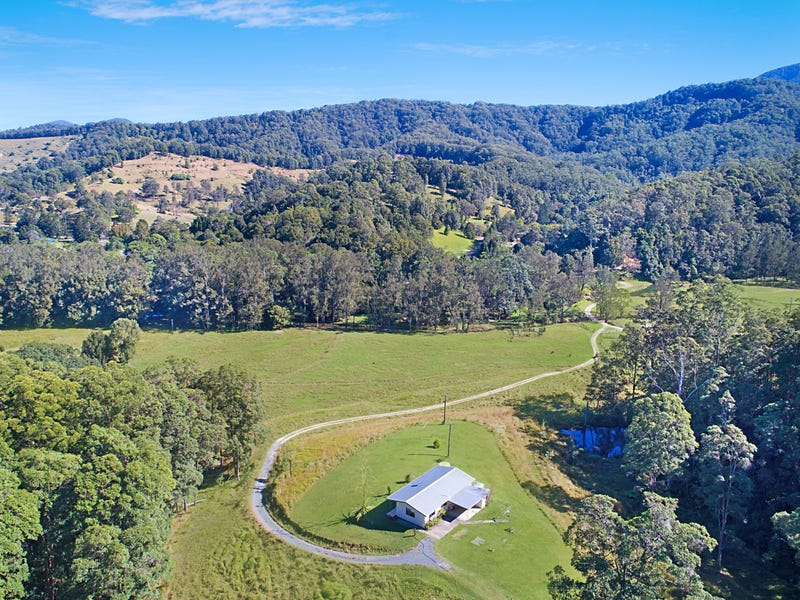 418 Upper Crystal Creek Road, Crystal Creek, NSW 2484