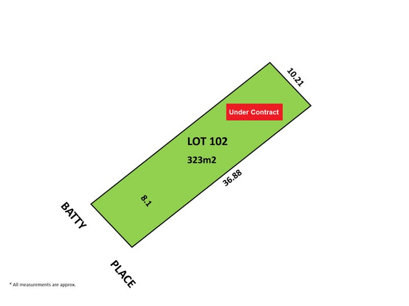Lot 102, 2 & 3 Batty Street, Woodville South, SA 5011