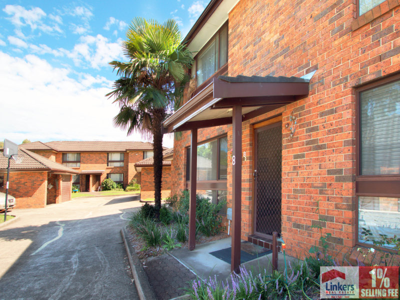 8/29 Myee Road, Macquarie Fields, NSW 2564