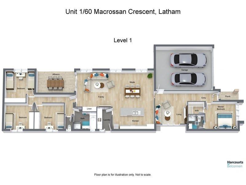 60 Macrossan Crescent, Latham, ACT 2615