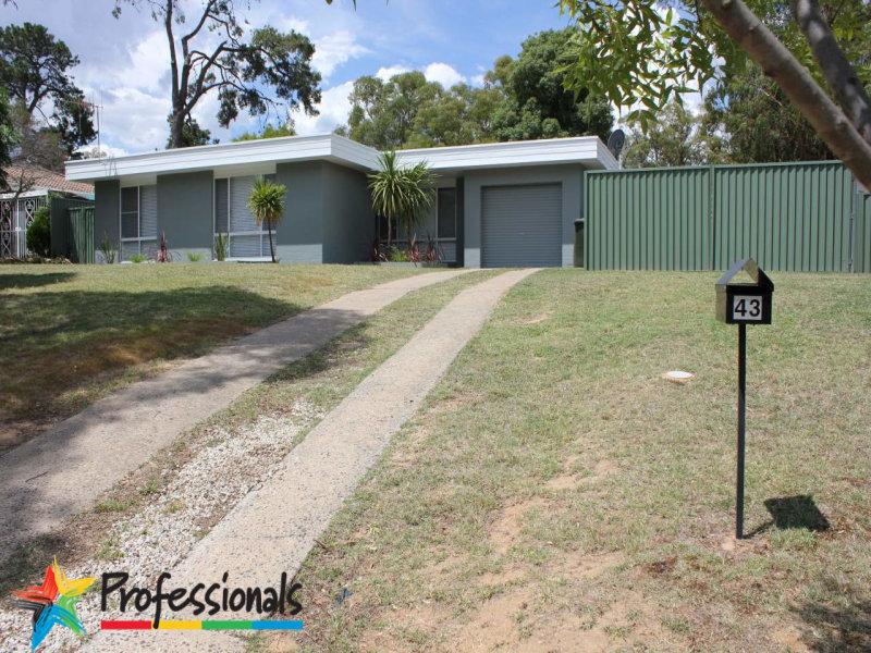 43 Miriyan Drive, Kelso, NSW 2795