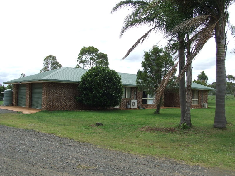 "."" Paxton Park"", Southbrook, Qld 4363"