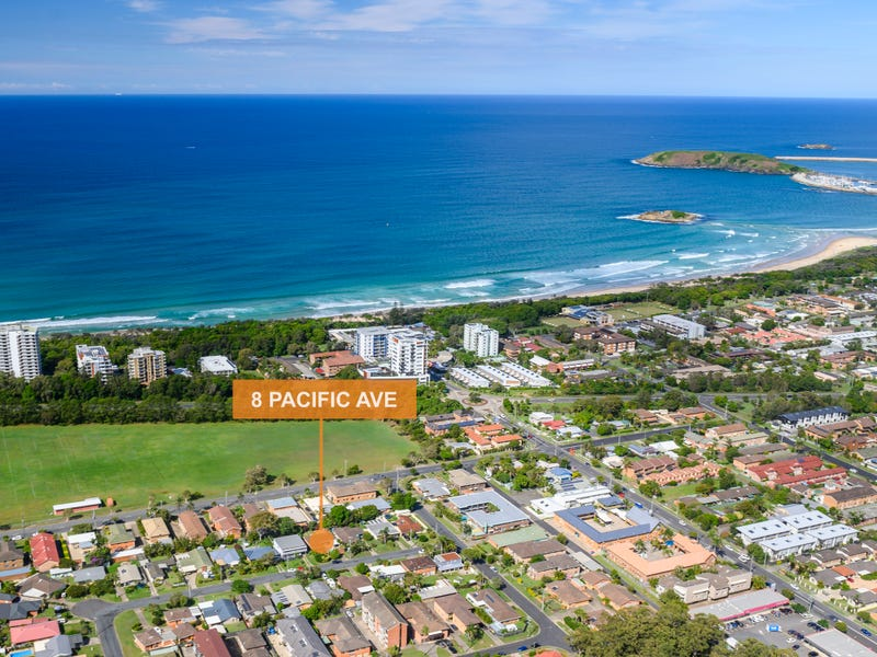 8 Pacific Avenue, Coffs Harbour, NSW 2450