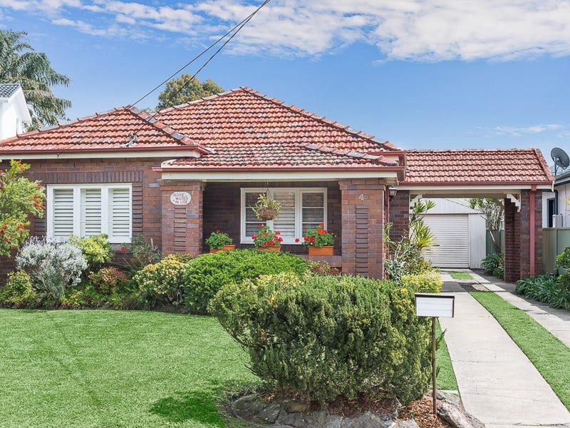 4 Mutch Avenue, Kyeemagh, NSW 2216