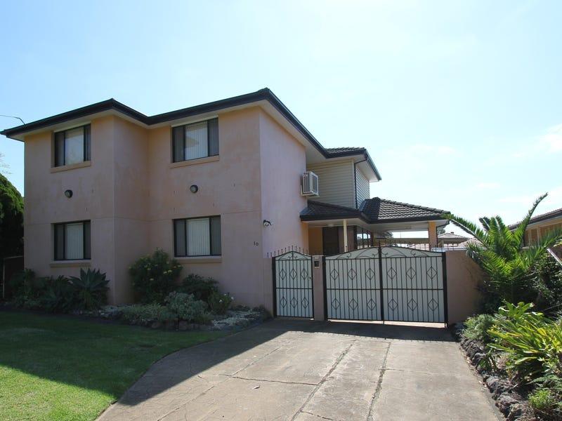 10 Shortland Avenue, Lurnea, NSW 2170