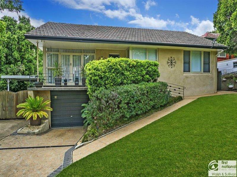 12 Charles Street, Baulkham Hills, NSW 2153