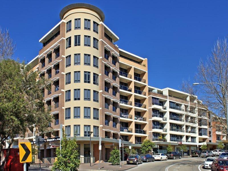 125/1 Brown street, Ashfield, NSW 2131