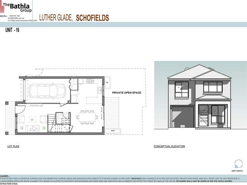 28 Neptune Circuit (Proposed Address), Schofields, NSW 2762