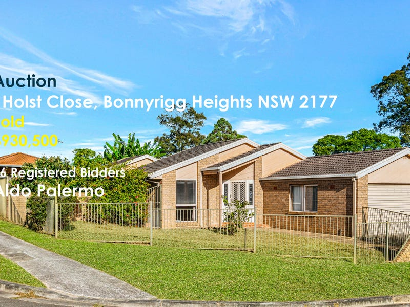 1 Holst Close, Bonnyrigg Heights, NSW 2177