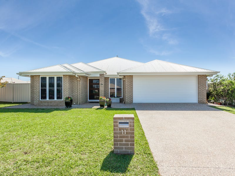 11 Graves Drive, Kearneys Spring, Qld 4350