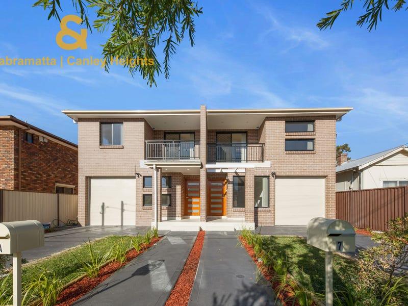 7A PREMIER STREET, Canley Vale, NSW 2166