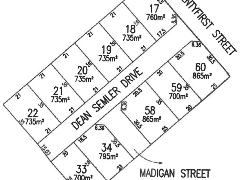 Lot 33 Dean Semler Drive, Renmark, SA 5341