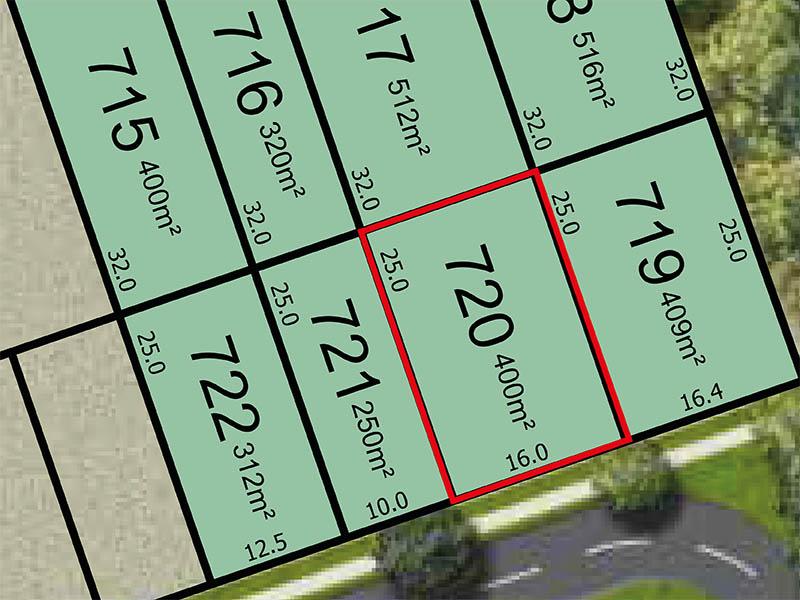 Lot 720, Lot 720 Colvin Street, Oonoonba, Qld 4811