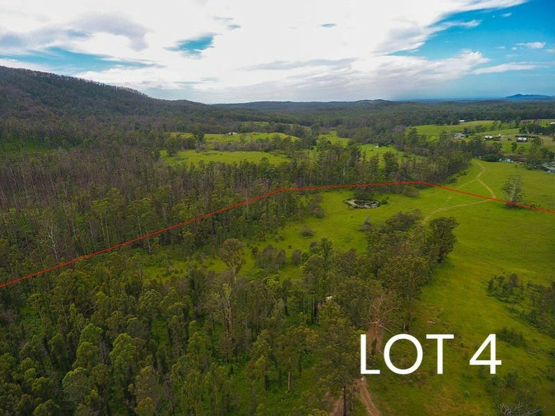 Lot 4 & 5, 150 Coates Road, Possum Brush, NSW 2430