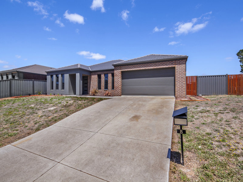 8 Powell Avenue, Cardigan Village, Vic 3352