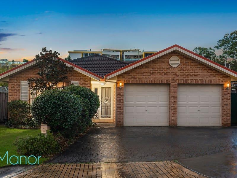 19  Tom Scanlon Close, Kellyville, NSW 2155