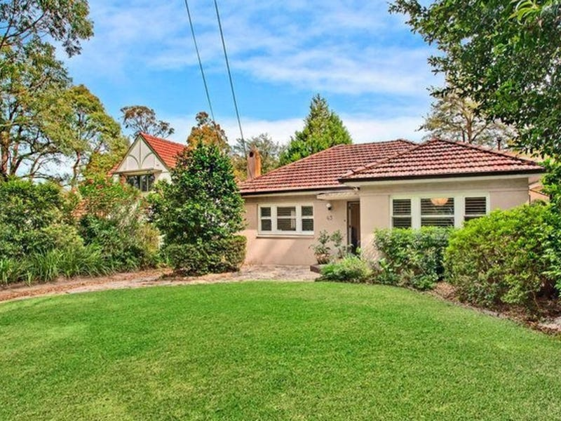43 Lofberg Road, West Pymble, NSW 2073