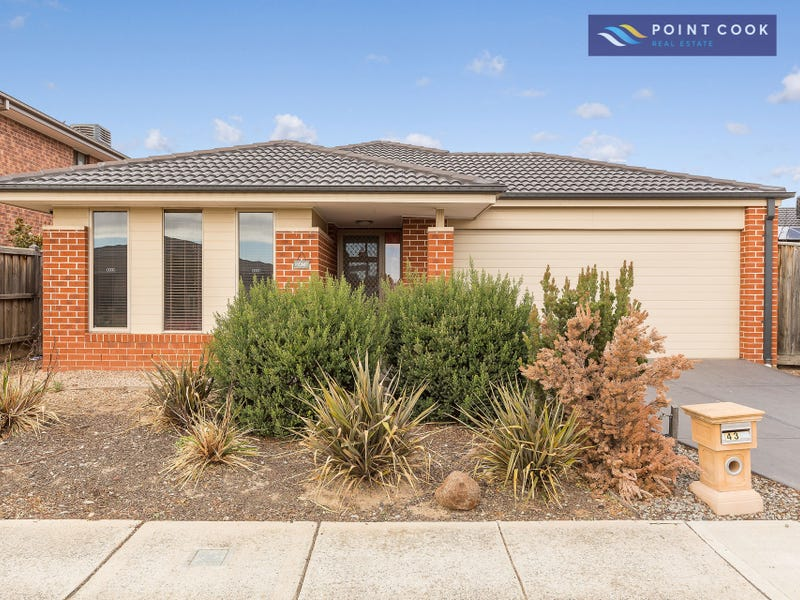 43 Fongeo Drive, Point Cook, Vic 3030