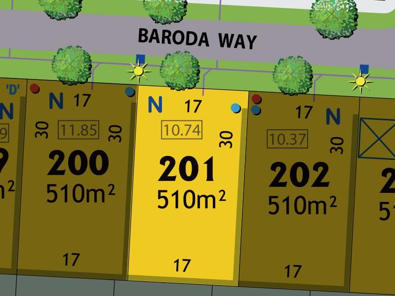 Lot 201 Baroda Way, Madora Bay, WA 6210