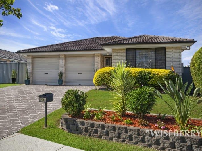 43 Settlement Drive, Wadalba, NSW 2259