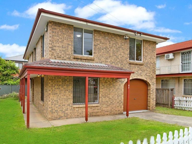 43 Glebe Street, Parramatta, NSW 2150