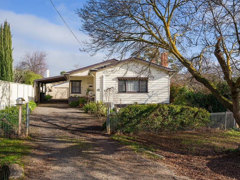 3 Vincent Street, Castlemaine, Vic 3450