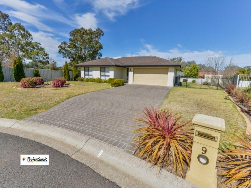 9 Clancy Court, Tamworth, NSW 2340